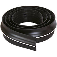 Diall Garage Threshold Black 2.5m