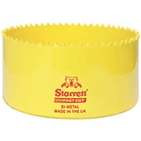 Starrett  Multi-Material Holesaw 114mm