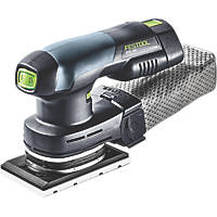 Festool RTSC 400 Li 3.1 I-Set 18V 3.1Ah Li-Ion  Brushless Cordless Sheet Sander