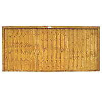 Forest  Closeboard  Fence Panels 6 x 3' Pack of 8