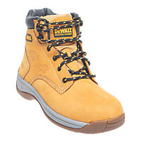 DeWalt Bolster   Safety Boots Honey Size 6