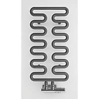 Terma Aire Designer Towel Rail 621 x 300mm Grey