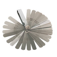 Laser AF/mm Feeler Gauges 32-Blade