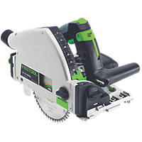 Festool TS 55 REQ-Plus 160mm  Electric Plunge Saw 110V