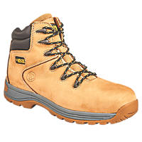 Apache AP314CM   Safety Boots Wheat Size 10