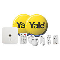 Yale SR-340 Smart Home Alarm View & Control Kit