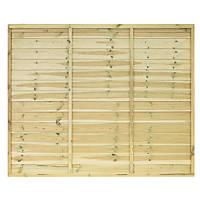 Grange Primo Fence Panels 1.83 x 1.5m 3 Pack