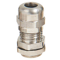 Schneider Electric 316L Stainless Steel Cable Glands  M20 4 Pack