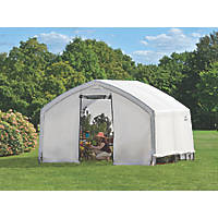 Rowlinson ShelterLogic Accelaframe Greenhouse 12' x 10' (Nominal)