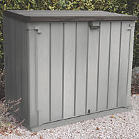 Forest Storage Unit 1450 x 820 x 1260mm Grey