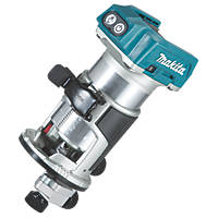 "Makita DRT50ZJX3 18V Li-Ion LXT ¼"" Brushless Cordless Router / Trimmer - Bare"