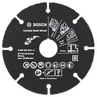 "Bosch  Wood/Nails Multi-Wheel 4½"" (115mm) x 1 x 22.23mm"
