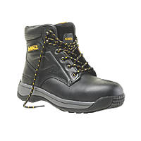 DeWalt Bolster   Safety Boots Black Size 7
