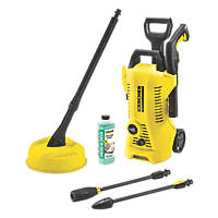 Karcher K2 Power Control Home 110bar Electric Pressure Washer 1400W 230V