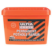 Ultra Crete Pothole Repair Black 25kg