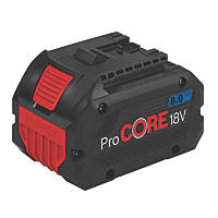 Bosch 1600A016GK 18V 8.0Ah Li-Ion Coolpack ProCORE Battery