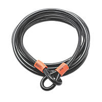 Burg-Wachter Steel Security Cable 5m x 10mm