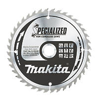 Makita TCT Circular Saw Blade 165 x 20mm 40T