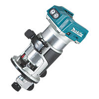 "Makita DRT50ZJX4 18V Li-Ion LXT ¼"" Brushless Cordless Router Trimmer - Bare"