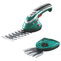 Bosch Isio 3.6V 1.5Ah Li-Ion   Cordless Shrub & Grass Shears