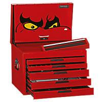 Teng Tools  EVA 5-Drawer 8-Series Deep Top Box Tool Kit 280 Pieces