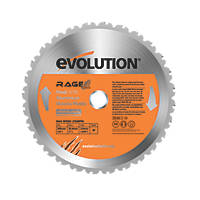 Evolution Circular Saw Blade 255 x 25.4mm 28T