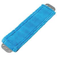Unger SmartColor MicroMop 15.0 Mop Head Blue