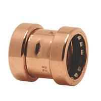 Tectite Sprint  Copper Push-Fit Equal Coupler 10mm