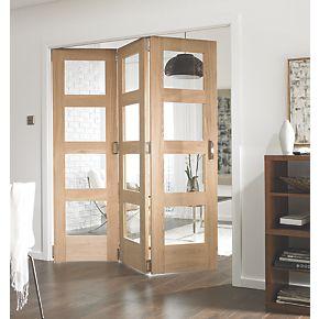 Jeld Wen Divider Glazed 3 Door Interior Room Divider
