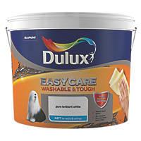 Dulux Emulsion Brilliant White 10Ltr