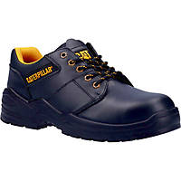 CAT Striver Low S3   Safety Shoes Black Size 4