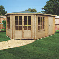 Shire Rowney Log Cabin 4.3 x 2.9m