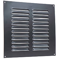 Map Vent Fixed Louvre Vent Matt-Anthracite 229 x 229mm