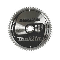 Makita TCT Circular Saw Blade 260 x 30mm 60T