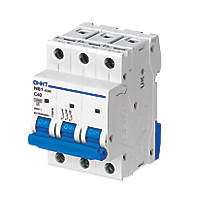 Chint NB1 40A TP Type C 3-Phase MCB