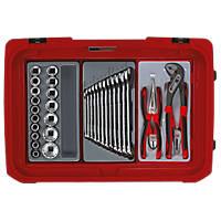 Teng Tools Service Case Tool Kit 108 Pieces