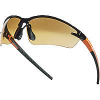 Delta Plus Fuji2 Smoke Lens Safety Specs