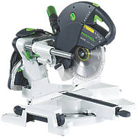 Festool KAPEX KS 120 EB GB 260mm Double-Bevel Sliding  Compound Mitre Saw 240V
