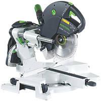 Festool KAPEX KS 120 EB GB 260mm Double-Bevel Sliding  Compound Mitre Saw 240V