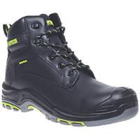 Apache ATS Dakota Metal Free  Safety Boots Black Size 6