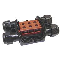Teebox IP68 3-Pole Power Connector Kit