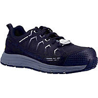 Skechers Malad Metal Free  Safety Trainers Black Size 8
