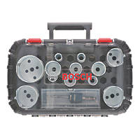 Bosch Progressor Multi-Material Holesaw Set 14 Pieces