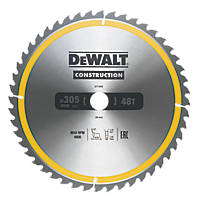 Dewalt circular saw blades cutting blades screwfix dewalt circular saw blade 305 x 30mm 48t keyboard keysfo Images