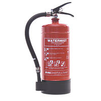 Firechief MultiMist Water Mist Fire Extinguisher 3Ltr