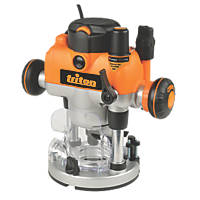 "Triton MOF001 1400W ¼""  Electric Dual-Mode Precision Plunge Router 240V"