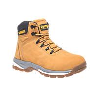 DeWalt Sharpsburgh    Safety Boots Wheat Size 12