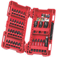 Milwaukee Mixed Shockwave Impact Bit / Nutdriving Set 33 Pieces