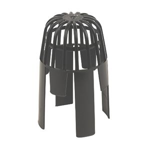 Large Balloon Drain Guards Ideal for Vents Drains and 4 Inch Gutter Down Pipes Set of 2 Chimney Flues