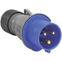 ABB Straight Plug 32A 2P+E 250V 6H IP44